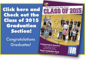 2015 Graduation Tab
